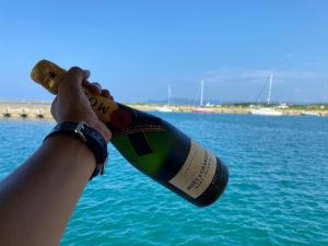 マリーナBBQ&シャンパン