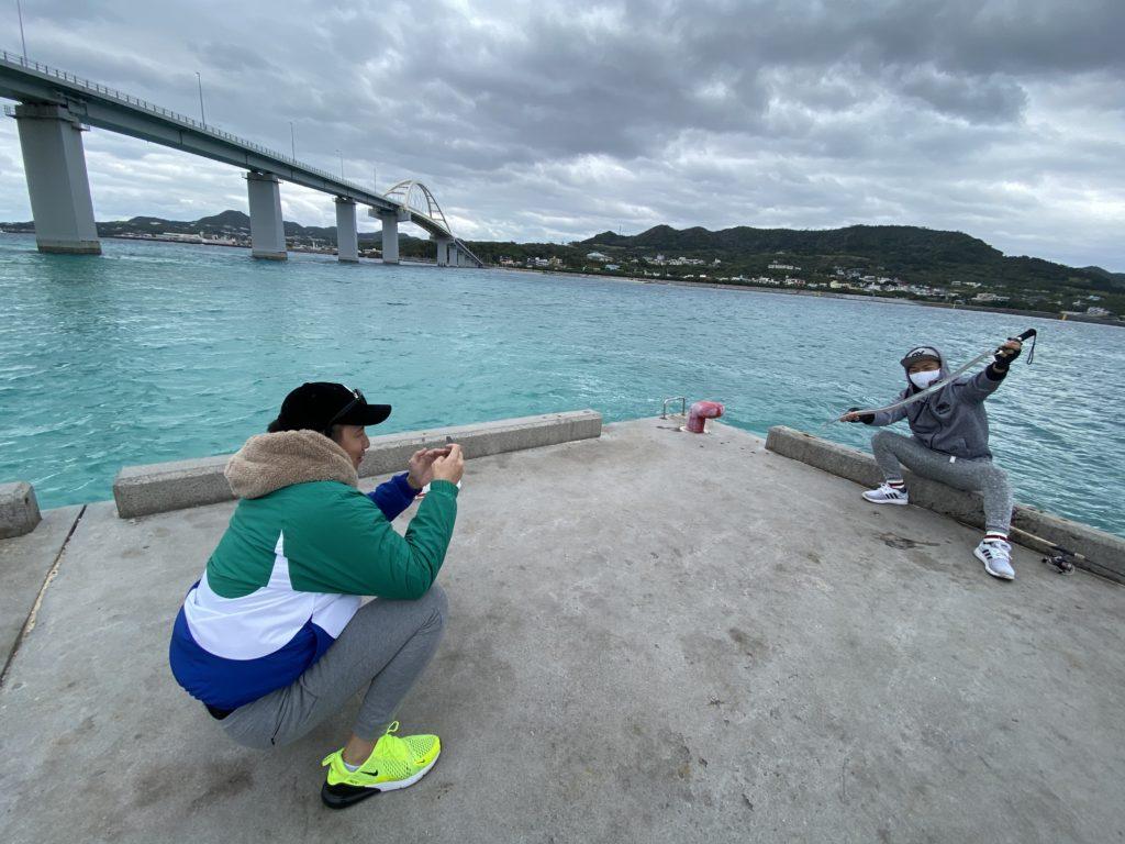 沖縄チャータークルーズ 那覇市 釣り 名護 本部 国頭 瀬底島