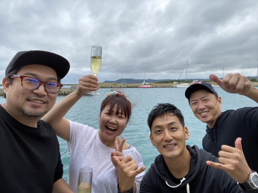 沖縄 チャータークルーズ BBQ バーベキュー 沖縄 横浜